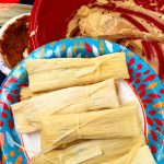 Look mamacita, I made tamales!
