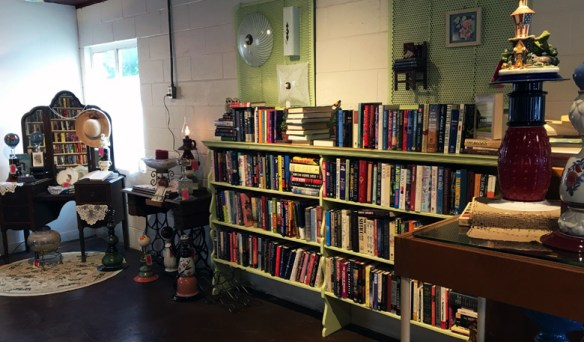 Brownville -Bookshop s