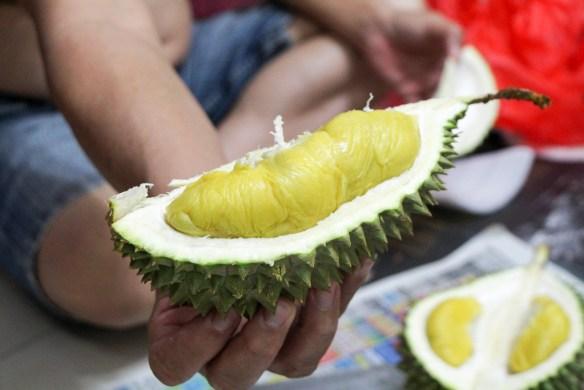 durian Airline etiquette