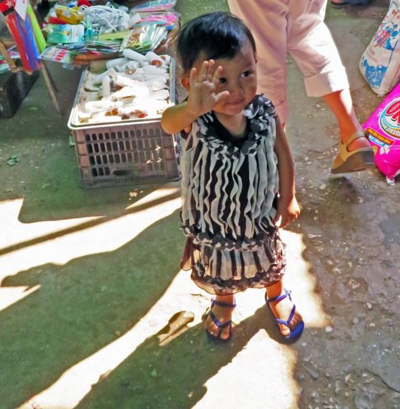 Myanmar market Cruise the Ayerawaddy in Myanmar