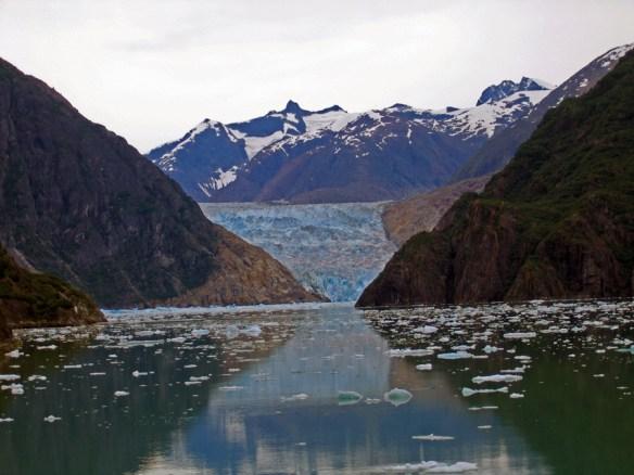 Alaska Juneau from ship