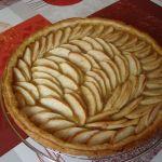 Easy as Pie Apple Tart