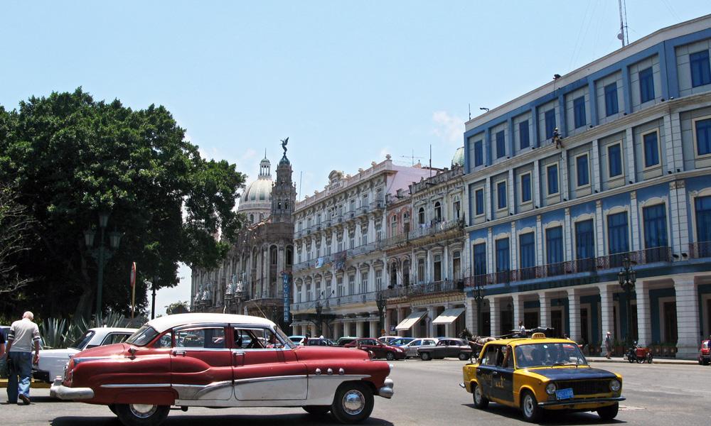 Cuba – Architecture in Havana