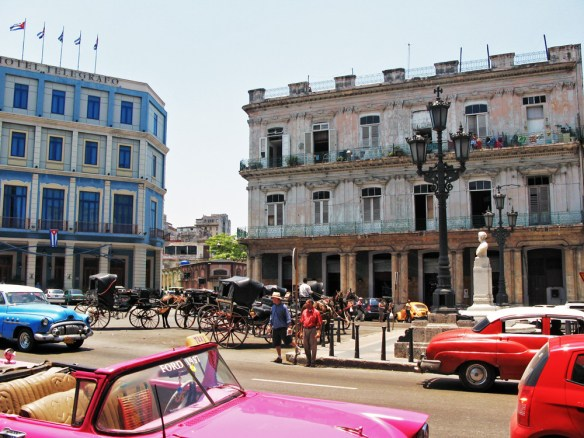 Cuba - Architecture in 500-year-old Havana