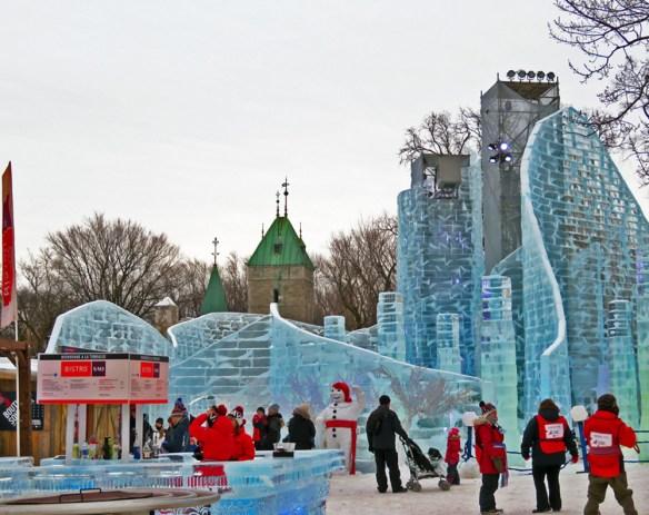 Joyeux Carnaval! Ice Palace