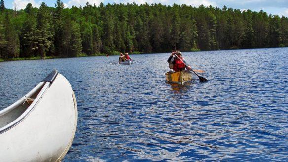 Canoe-Canada's Transportation