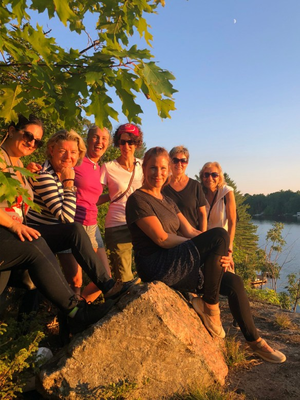 Finding Our Muskoka Soul -the Muskoka Soul sisters