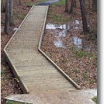 The Four Mile Creek Greenway… It's just right!