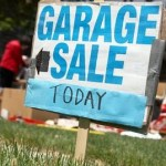 CMF Garage Sale – Time to go shopping!