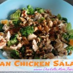 Mouth Watering: Asian Chicken Salad Recipe