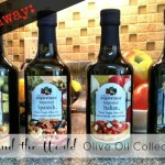 Taste of Inspirations: An Olive Oil Collection Giveaway