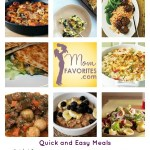 Weekly Meal Plan: Quick and Easy Recipes