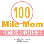 100 Mile Mom Fitness Challenge: Week 1