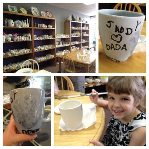 Clay Escapes Pottery Painting Fort Mill, SC