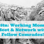 Get Thee Some Comrades! Moms@Work Event in Charlotte {giveaway}
