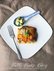 potato veggie bake