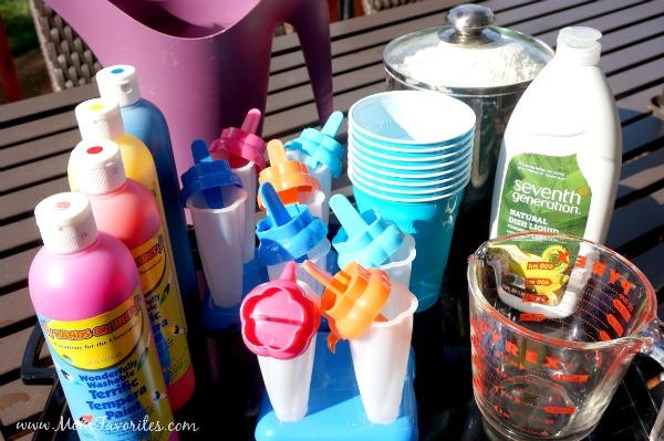 popsicle chalk recipe