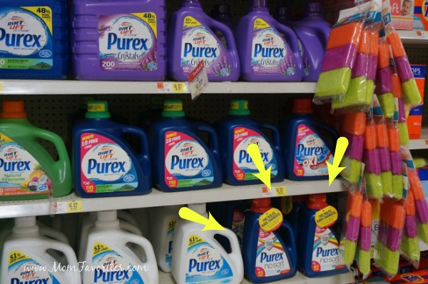 purex no sort laundry 1