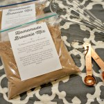 DIY Brownie Mix for Holiday Gifts & Bake Sales