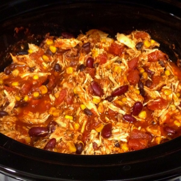 Chicken Taco Chili, from the Month of Meals Menu collection