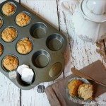 Afternoon Pick-Me Up: Earl Grey Muffins!