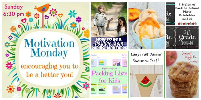 Motivation Monday Linky Party 153 -  - Open Sunday 6:30 pm at www.alifeinbalance.net