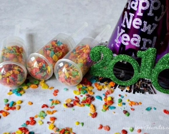 Ring in the New Year with the whole gang! These Family New Year's Eve Party Ideas are great for partiers of all ages!