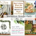 Motivation Monday Linky Party 171