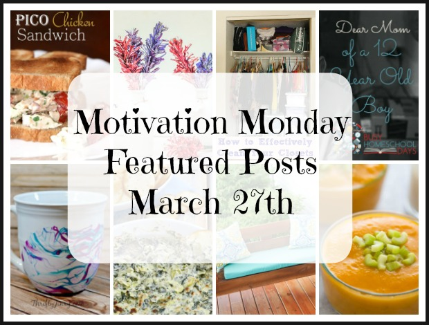 Motivation Monday Party 185