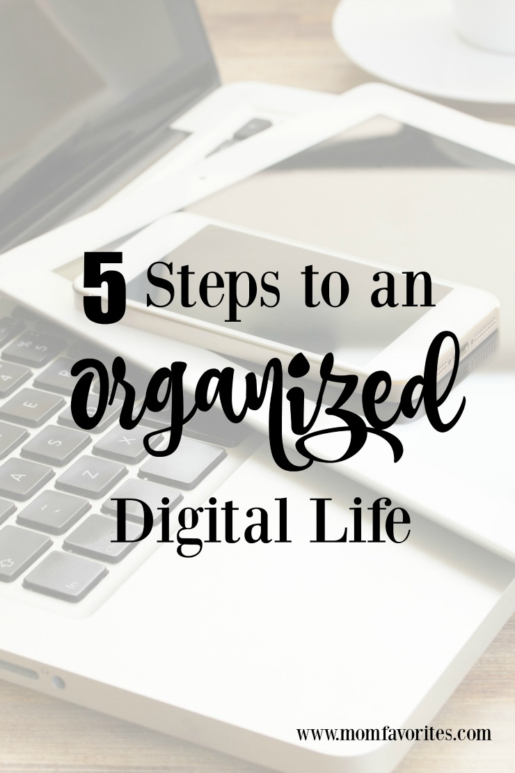 Is Digital Clutter taking you down?  Check out these 5 Steps to Organizing Your Digital Life so you can purge, organize and protect the images, videos, documents and music library all in one storage cloud.