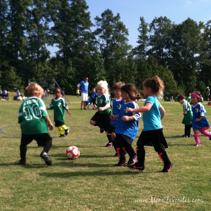 Support Youth Soccer with #PasstheLoveBack