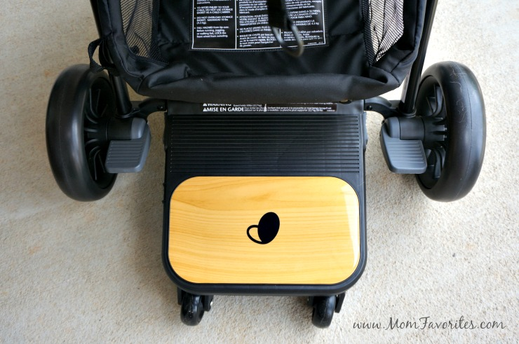 Check out the Evenflo Sibby - an chic and affordable travel system for growing families.