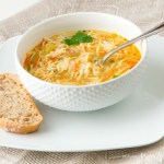Home Delivery Grocery Service + Noodle Soup Recipe