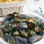 Easy Moules Frites: Four-Ingredient Supper