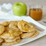 Deep Fried Apple Rings: #52WeeksofSweets, Week 17