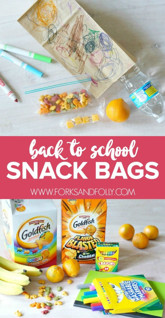 Ensure your kids have the fuel they need to get through the day with these after-school snack bags made with love.  With several smart snacking options fromWalmart and wrapped in a bag designed by their brothers, these boys will have full bellies and hearts.