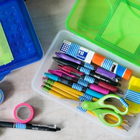 Personalized Homework Kits