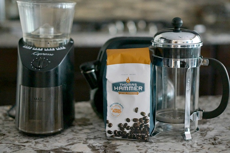 The perfect ingredients for a successful relationship might just be the right cup of coffee and a few minutes in the morning!  Read on to find out how to make the perfect French press coffee.