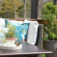 Outdoor Living Space Spring Refresh Tips