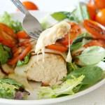 Dinner in 20: Grilled Chicken Caprese