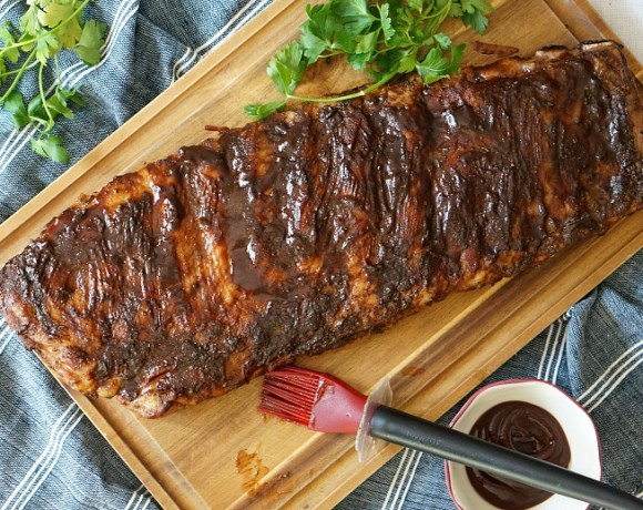 Whether you're the local pitmaster or a rookie when it comes to the grill, this recipe for Grilled St. Louis Style Ribs will be perfect for your next BBQ.