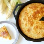 Oh-So-Good Lightened Skillet Corn Bread