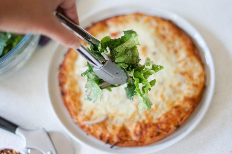 Frozen Pizza Upgrades for Cauliflower Crust Pizzas