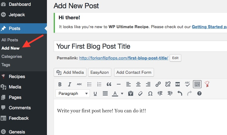 add-a-new-post-in-wordpress
