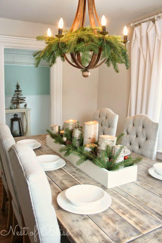 Cheap Christmas Table Settings