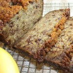 Unbelievably Moist Banana Bread