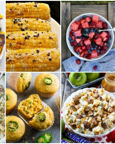 17 Easy BBQ Side Dishes