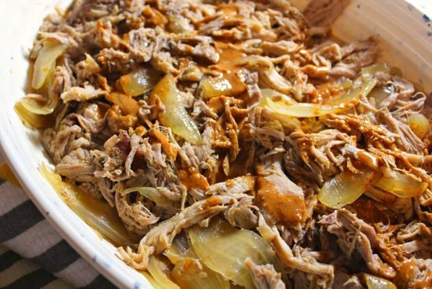 Slow Cooker Carolina Pulled Pork