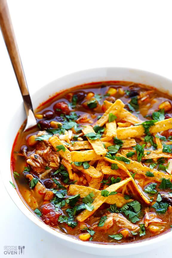 Slow-Cooker-Chicken-Enchilada-Soup
