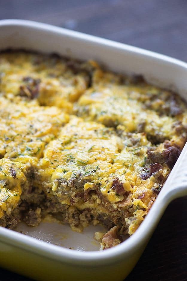 low-carb-cheeseburger-casserole